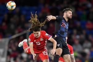 wales fans fume as ethan ampadu second head injury victim against croatia