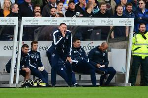 bristol rovers transcript: graham coughlan on club mole, young players and mk dons victory