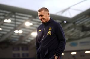 'Still a dream' Aston Villa transfer target breaks silence on January interest