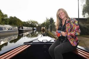 greatest hits radio star rachel new's top ten joys of life on a narrowboat
