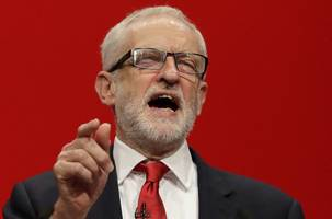 corbyn rejects idea of public vote on johnson's brexit deal