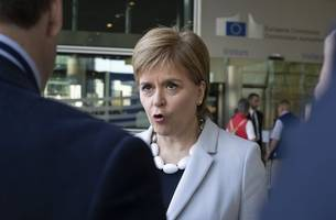 sturgeon to request fresh independence referendum 'within weeks'