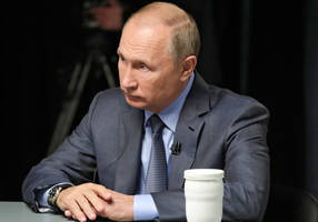 putin says no reliable information about who attacked saudi oil plants