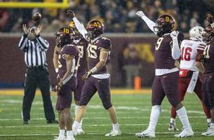 PHOTOS: Gophers vs. Nebraska
