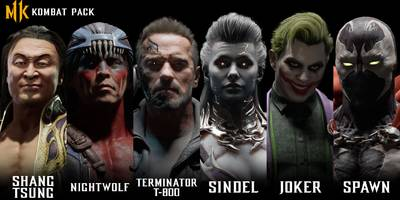 arnold schwarzenegger's terminator has joined the cast of 'mortal kombat 11,' and it's just as wild as you'd imagine