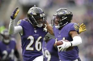 Ravens' secondary gets thinner with loss of S DeShon Elliott