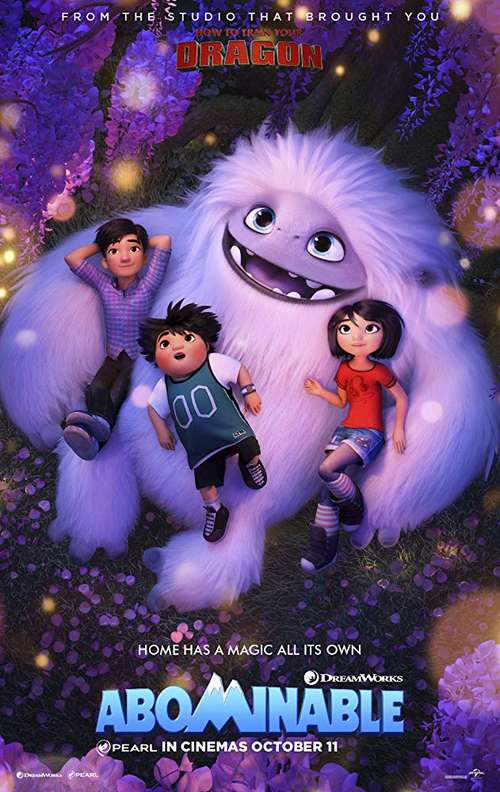 MOVIE REVIEW: Abominable