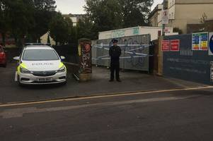 man arrested after report of rape in st paul's cemetery