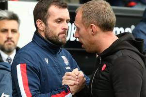 'take advantage' - what rival managers really think of stoke city and nathan jones