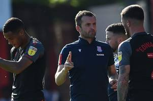'a culmination of things' - everything the stoke city players have said about nathan jones