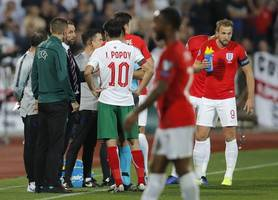 racist abuse twice halts england's 6-0 victory in bulgaria