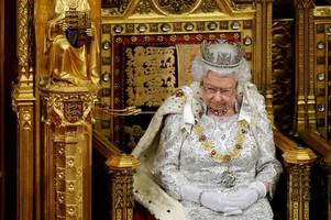 queen's speech in full features more than 25 new laws