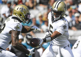 pope mistakenly tweets support for nfl new orleans 'saints' football team