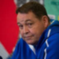 2019 rugby world cup: all blacks coach steve hansen takes sly jibe at ireland's joe schmidt