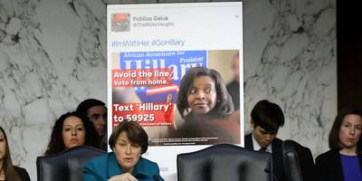 democrats are lobbying social media companies to stop fake stories about 2020 candidates before they can go viral