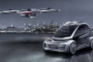 audi and airbus flying taxi plans put on hold