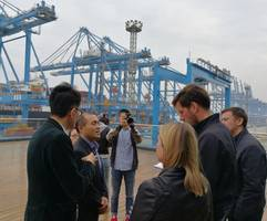 New Shandong Momentum Marks a New Day for China's Opening-up reporting trip concludes