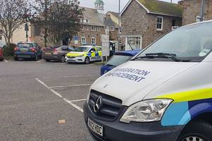 live updates as police and immigration enforcement launch operation in newlyn