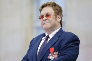 cocaine gave sir elton john confidence