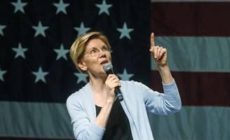 Elizabeth Warren Leads Joe Biden by Double Digits in Latest 2020 Poll