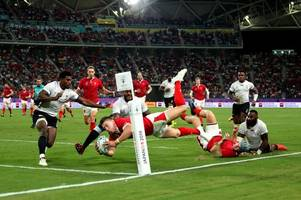 the telling stats on who's performed best at the rugby world cup and the welshman leading the way