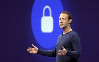facebook ceo mark zuckerberg will give his 'most comprehensive take' on freedom of speech in a livestream on thursday (fb)