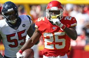 shannon sharpe: chiefs offense is hindered by it's running game, not it's lightning fast pace