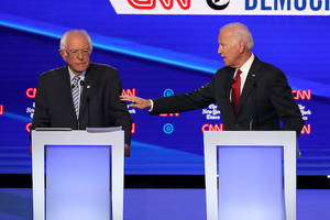 cnn lands 8.3 million viewers for 4th debate, lowest-rated of this year's democratic contests