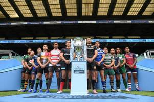 how the clubs line-up ahead of the 2019-20 gallagher premiership season - part 2