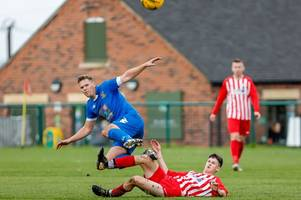 Hat-tricks for Djukic and Williamson as Silverdale and Wolstanton make Staffs FA Vase progress