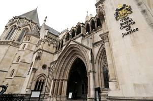 hs2 high court judge 'sorry' after mobile phone rings during hearing