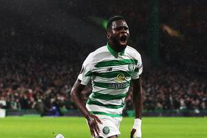 celtic's 'unstoppable' odsonne edouard can be better than £20m moussa dembele claims barry ferguson