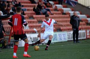 elgin cup exit must be a wake up call says airdrieonians captain sean crighton