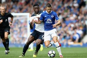 what ex-everton man kevin mirallas said to aaron lennon after his failed tottenham move in 2015