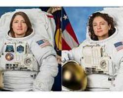 nasa moves up historic all-female spacewalk