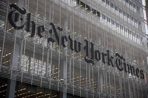 researchers from columbia and rutgers crunched the data and found no bias from the new york times in its trump coverage