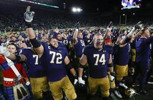 no. 9 irish need to win out and have help for playoff berth