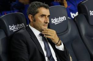 barcelona coach wants real madrid to play in catalan capital