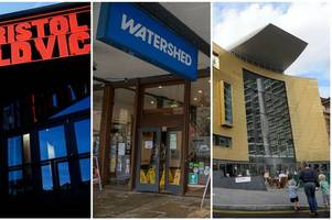 bristol old vic, colston hall and watershed join climate emergency fight