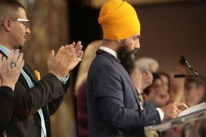 singh says he would 'encourage' provinces on health-care services