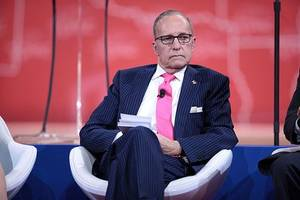white house's kudlow ratchets up criticism of 'deep state' fed