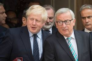 brexit deal agreed by boris johnson and eu ahead of brussels summit