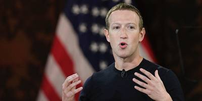Mark Zuckerberg suggests Facebook might have helped prevent the war in Iraq (FB)