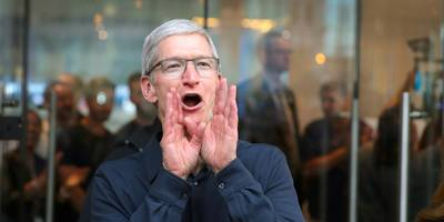 apple surpasses microsoft as the world's most valuable company (aapl, msft)