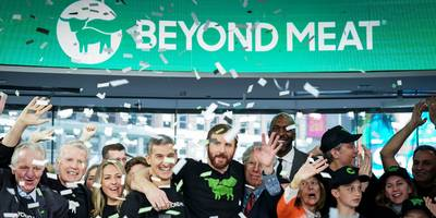 one wall street firm just slashed beyond meat's price target by nearly 25% (bynd)