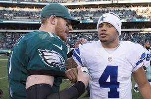Colin Cowherd: Eagles vs. Cowboys isn't as urgent as it seems