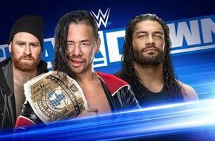 Friday Night SmackDown: Oct. 18, 2019