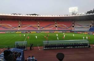 korean derby drawn in women's olympic soccer qualifying