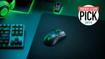 Geek Pick: Razer Viper Ultimate Mouse Makes Wires Irrelevant
