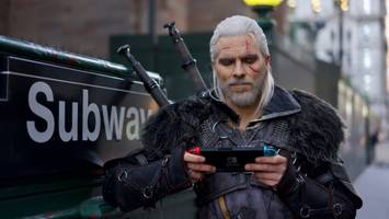 'witcher 3,' 'overwatch,' and the beauty of the impossible nintendo switch port